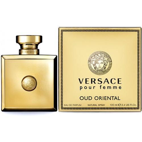 Фото Новинки, Versace (Версаче) Versace Pour Femme Oud Oriental edp 100 ml
