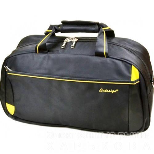 Женская дорожная сумка Small Артикул 22806-22 черный