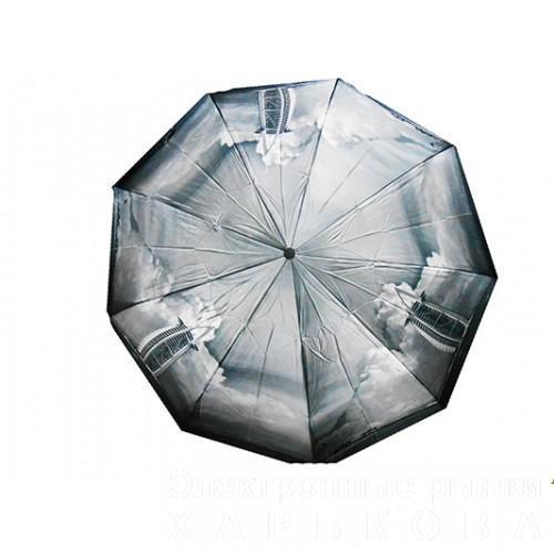 Женский зонт автомат 3 сложения River Артикул 2316 №02