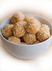 Фото Конфеты сыроедческие Набор сыроедческих конфет