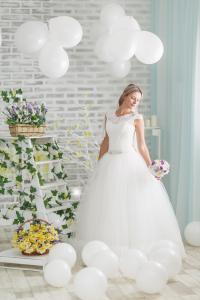 Фото Свадебные платья Альбина