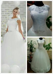 Фото Свадебные платья Альбина2