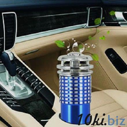 Ионизатор воздуха в машину