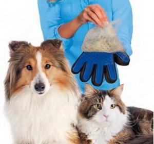 Фото Товары для дома Перчатка для ухода за животными TrueTouch