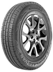 Фото Шины для микроавтобусов и легкогрузовых авто, Зимние  легкогрузовые шины Шина зимняя 195/75R16c Snowgard- VAN