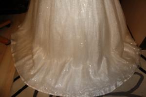 Фото Свадебные платья русалка Алмаз