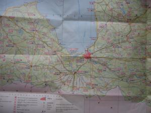 Фото Карты городов МИРА Латвийская ССР Рижское взморье Центр Риги
