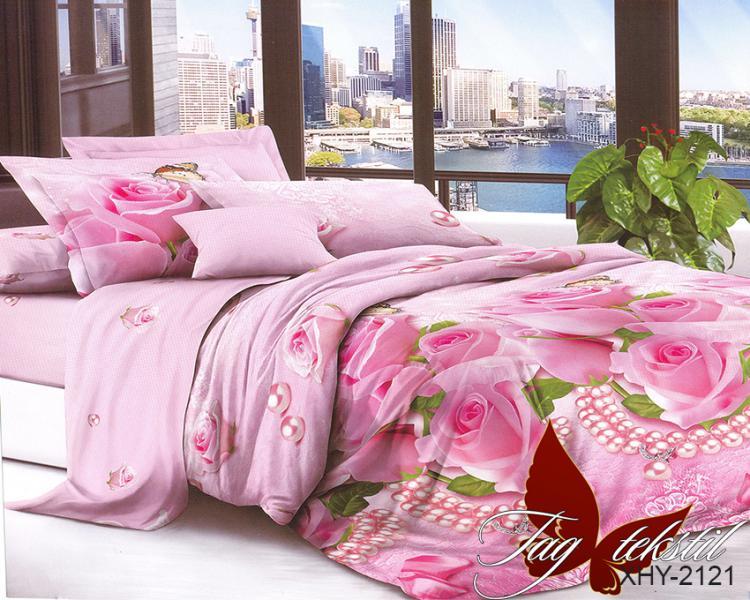 Фото ПОСТЕЛЬНОЕ БЕЛЬЕ, поликоттон 3D Комплект постельного белья XHY2121