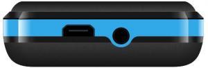 Фото Телефоны,смартфоны, Мобильные телефоны Мобильный телефон Irbis SF50 (черно-синий)