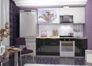 Фото  Кухня Бокал 2.1м(ДСВ мебель)
