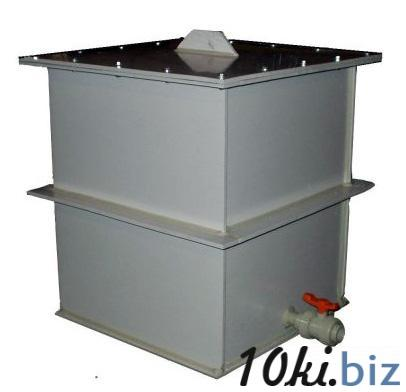 Ванны химстойкие для приготовления и хранения электролита