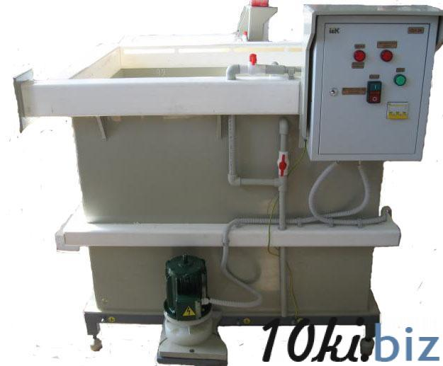 УДЭ-2К Установка для приготовления и  дозирования кислых электролитов