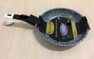 Фото Сковороды и сотейники с антипригарным покрытием Сковорода без крышки EDENBERG d 28 см EB-9156