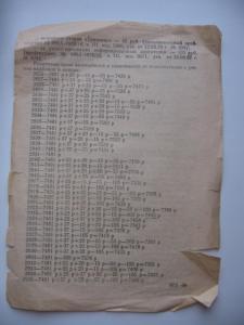 Фото Документы Розничная цена легкового автомобиля Москвич - 412 ИЭ