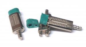 Би-Ви-Пин (Зеленые с металлической втулкой) -500шт / уп.