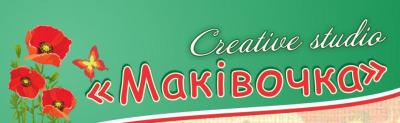 """логотип Creative studio """"Маківочка"""""""