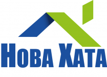 логотип Нова Хата