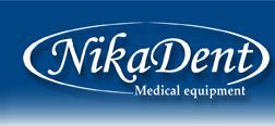 логотип NikaDent - Стоматологическое оборудование, инструменты и материалы