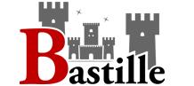 логотип Интернет магазин Бастилия