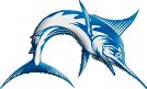 "логотип Рыболовный магазин ""Парусник"""
