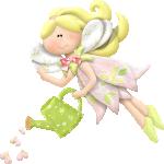 логотип Магазин зефирных платьев для девочек ЭльФея