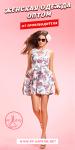 логотип Интернет-магазин  модной женской одежды PF