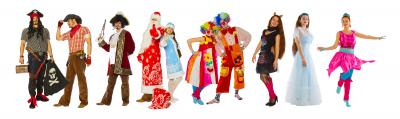 логотип Детские праздники в Гродно
