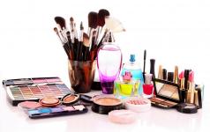 логотип Косметика и парфюмерия
