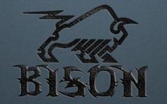 логотип «BISON» Декоративно – Отделочные Материалы