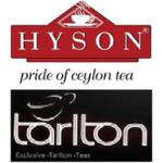 логотип Целонский чай кофе Хайсон Тарлтон