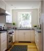 Использование окна на кухне