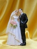 Свадебные фигурки для тортов