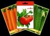 Пакетированные семена овощных и цветочных культур
