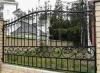 Кованные заборы. Ворота. Калитки.