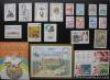 Почтовые марки Украины 1994 год