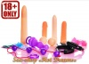Секс игрушки для взрослых (вибраторы, фаллоимитаторы, Страп-оны, анальные стимуляторы,Вагин шарики)