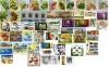 Почтовые марки Украины 2012 год