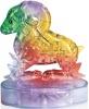 3Д кристалл-пазлы