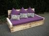 Изготовление подушек на садовую мебель, бескаркасная мебель.