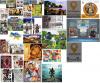 Почтовые марки Украины 2019 год
