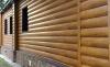 Металлический сайдинг Блок_Хаус / Доска