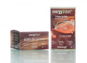 Фото Здоровье, Energy Diet 17 Крем-брюле