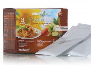 Фото Здоровье, Energy Diet 13 Пюре «Солнечное с бургундским вкусом»