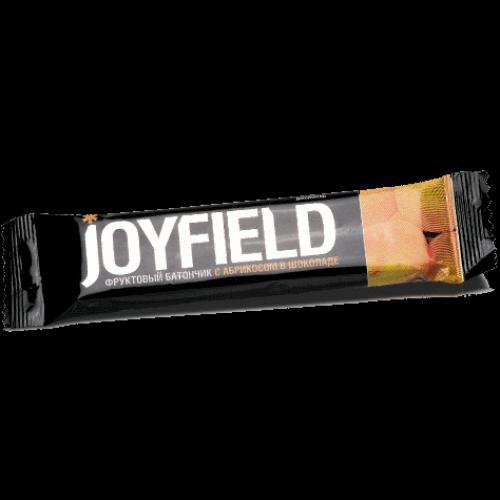 Фруктовый батончик с абрикосом в шоколаде