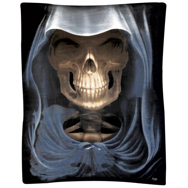 Одеяло DEATH