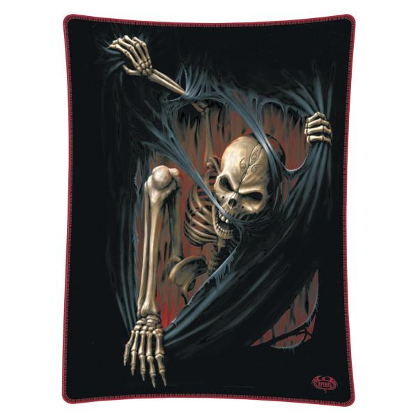 Одеяло DEATH RIP