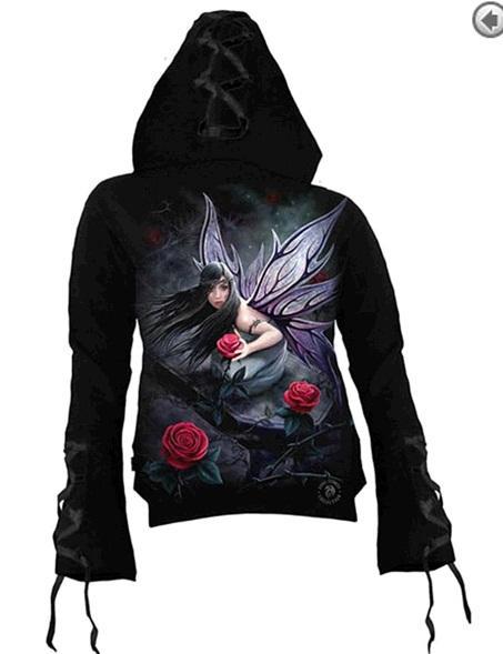 Толстовка Rose Fairy