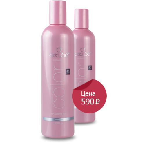 Color - Шампунь для окрашенных волос