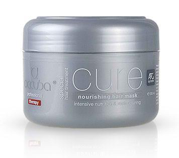 Cure - Питательная маска для активного восстановления поврежденных волос