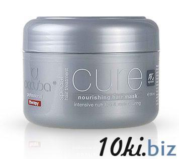 Cure - Питательная маска для активного восстановления поврежденных волос купить в Брянске - Шампуни для волос